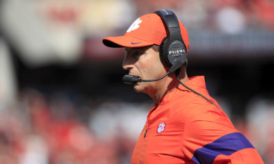 Dabo Swinney - Clemson - head coach