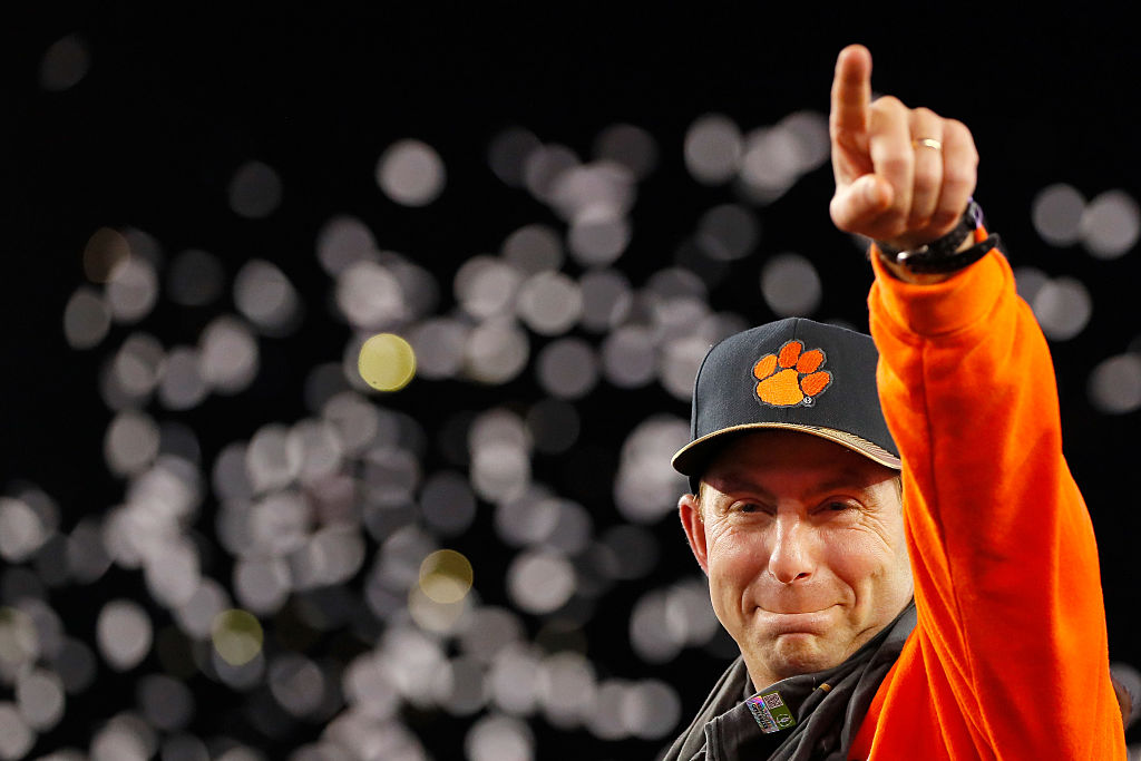 Dabo-Swinney-Clemson-Tigers-Football
