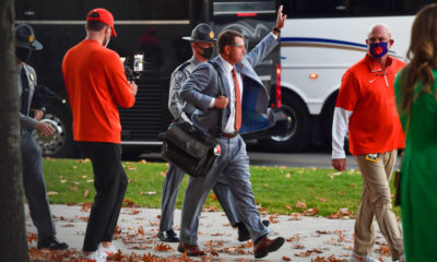 Dabo Swinney-Clemson Football-Tigers